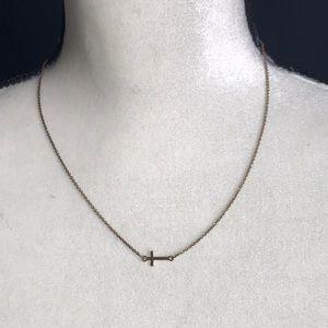 Jewelry - Necklace cross ✝️.